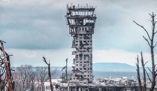 Сьогодні - День пам'яті захисників Донецького аеропорту