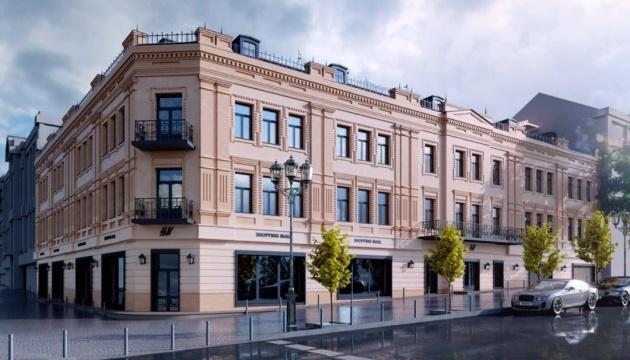 Центральний гастроном на Хрещатику після реконструкції матиме три поверхи