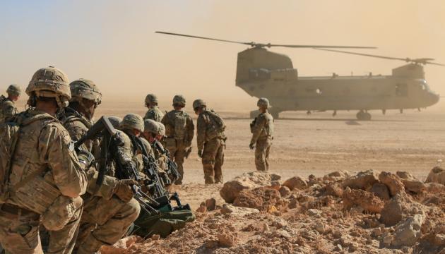 Кількість поранених унаслідок ракетного удару по базі США в Іраку зросла до 110