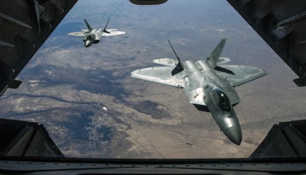 Авіація Штатів ударила по проіранських бойовиках у Сирії