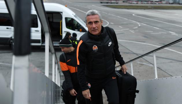 Каштру взяв на турецький збір 28 футболістів