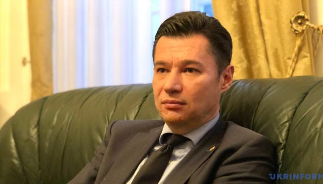 Посол Щерба нагадав Європі, що її звільняли від нацизму не лише росіяни