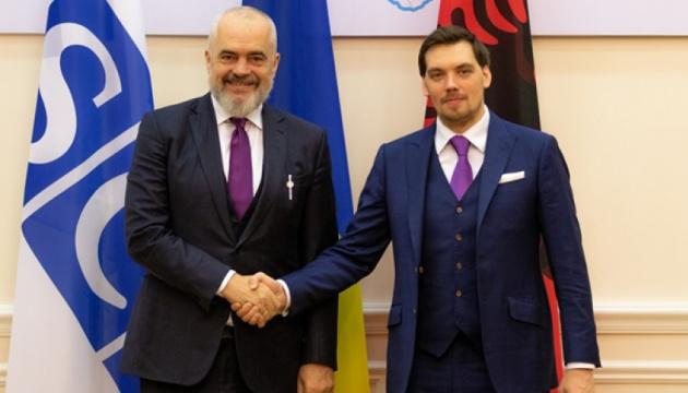 Гончарук — голові ОБСЄ: Місія має працювати на Донбасі у режимі 24/7