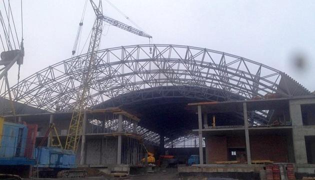 У Рівному будують Палац спорту на 3000 глядачів