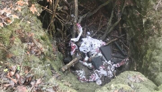 Посольство України повідомило МЗС Польщі про зникнення меморіальної таблиці з могили УПА