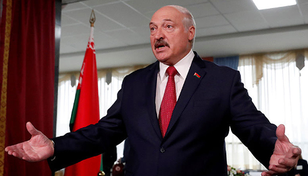 Ukraine, six more countries join EU's sanctions against Lukashenko