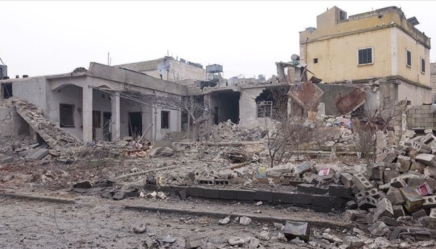 Украина присоединилась к санкциям ЕС против Сирии