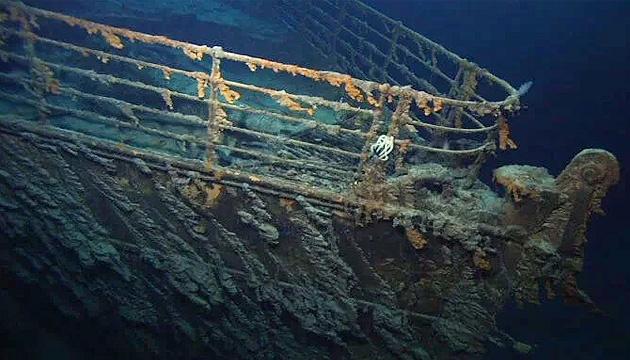 Влада США приховала зіткнення субмарини з уламками