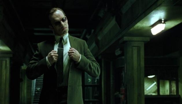 """У новій """"Матриці"""" не буде агента Сміта"""