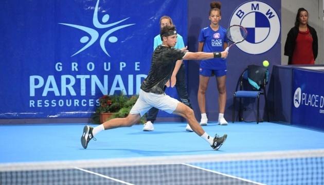 Стаховський програв у третьому колі турніру ATP в Ренні