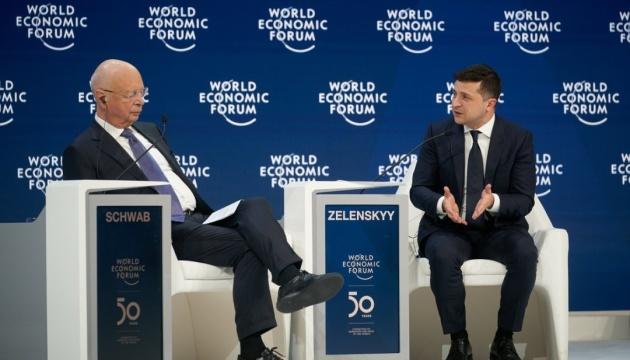 Зеленський: Якщо всі сторони захочуть припинити війну на Донбасі, вона припиниться завтра