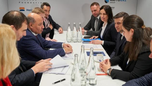 Глава держави зустрівся з президентом ЄБРР