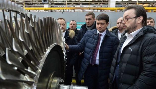 Разумков сказал, когда можно говорить о сотрудничестве «Зари»-«Машпроекта» с РФ