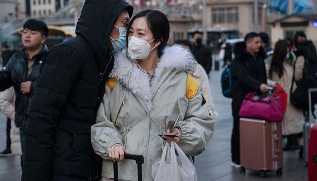 У Китаї через коронавірус
