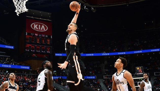 Михайлюк і Лень результативно відіграли в переможних матчах НБА