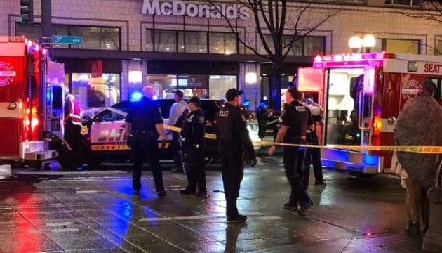 У Сіетлі сталася стрілянина перед McDonald's, є загиблий і поранені