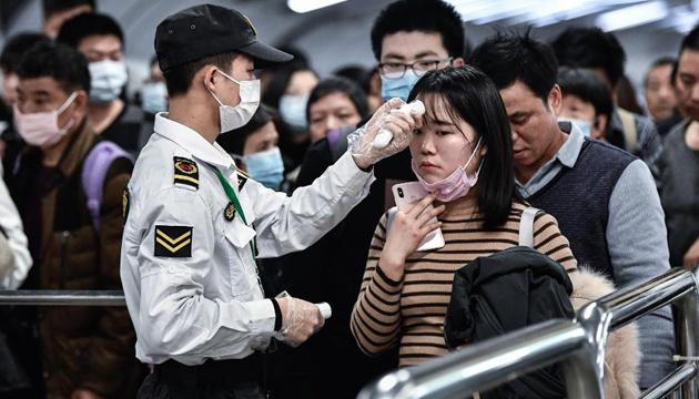 В аеропорту Відня вимірюватимуть температуру у пасажирів з Китаю