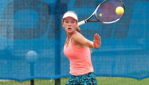 Любов Костенко виступить на юніорському Australian Open