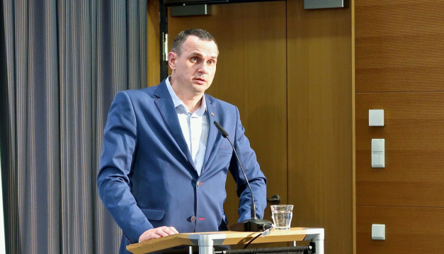 Ukraine will not change its European course - Sentsov