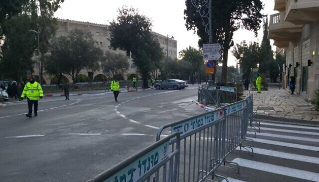Третина поліції Ізраїлю охороняє Єрусалим у день форуму пам'яті Голокосту