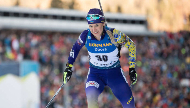 Стало відомо, хто з українських біатлоністок бігтиме індивідуальну гонку в Поклюці