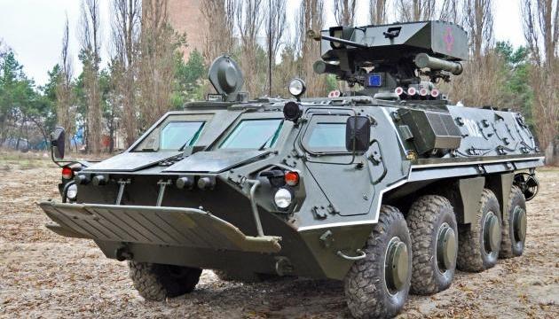 Укроборонпром дал 24 часа на проверку качества корпусов БТР-4Е