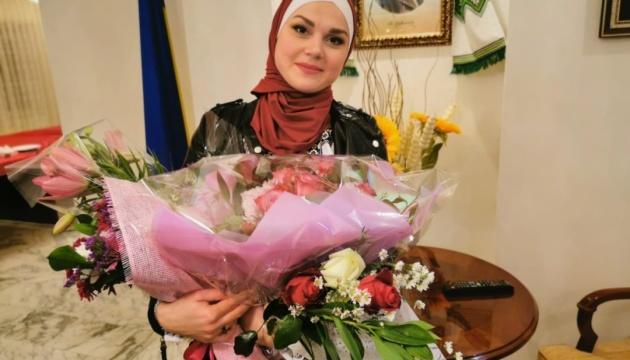 Українська поетеса в Йорданії презентувала свої поетичні збірки