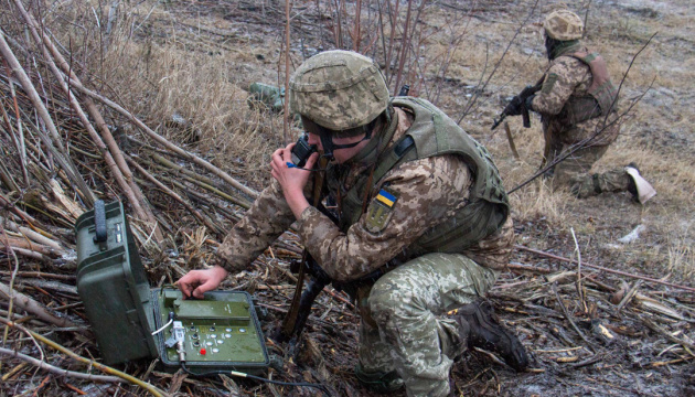 Donbass : les troupes russes ont de nouveau essayé de percer la ligne de défense