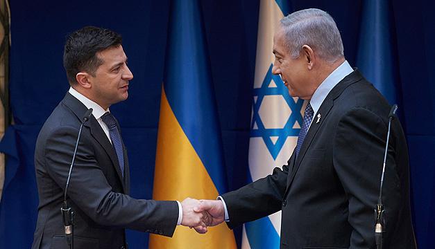 Нетаньягу анонсував завершення ратифікації Угоди про ЗВТ з Україною