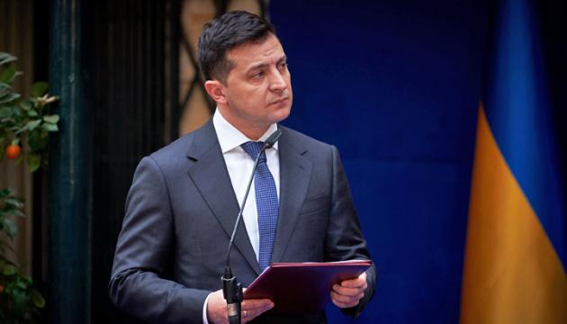 Зеленський пропонує Раді дозволити допуск іноземних військових в Україну на навчання