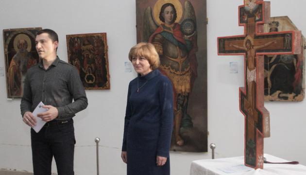 Захисникам України присвятили виставку ікон у Чернігові