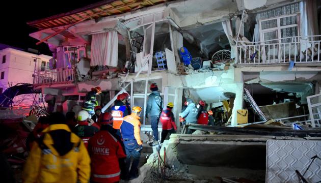 Кількість жертв землетрусу в Туреччині зросла до 31