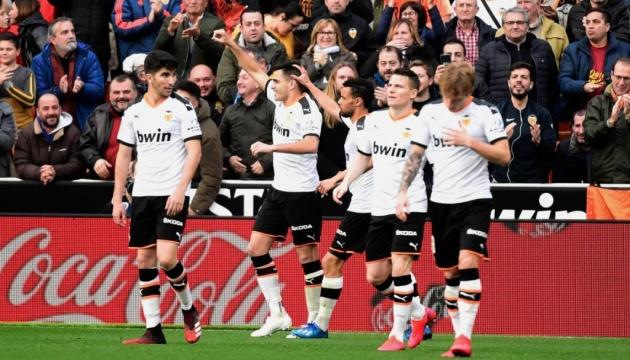 Ла Лига: «Валенсия» обыграла «Барселону»