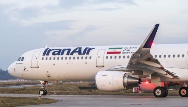 В аеропорту Терегана екстрено сів літак Iran Air