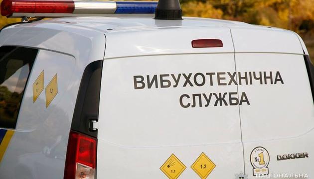 Вибухівки на об'єктах у Голосіївському районі не знайшли