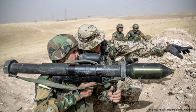 Бундесвер поновив тренувальну місію на півночі Іраку