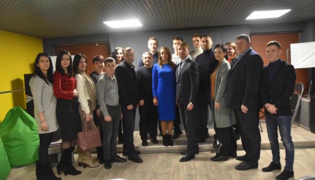 На Донеччині відкрили перший молодіжний артмедіацентр