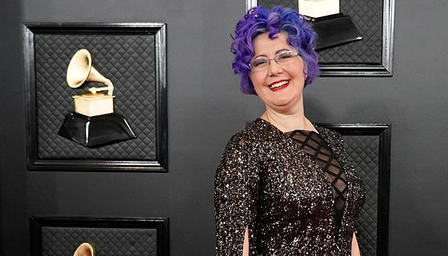 米グラミー賞、ウクライナのナジーヤ・シュパチェンコがクラシック部門で受賞