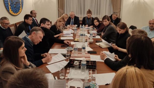 Новые делегаты Рады в ПАСЕ прошли тренинг в Страсбурге