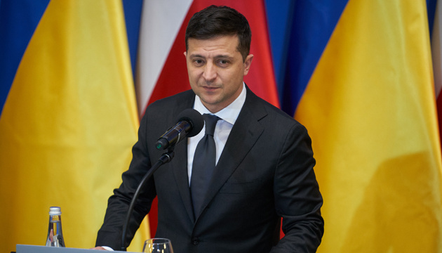 Зеленский поддержал обращение о признании Шептицкого