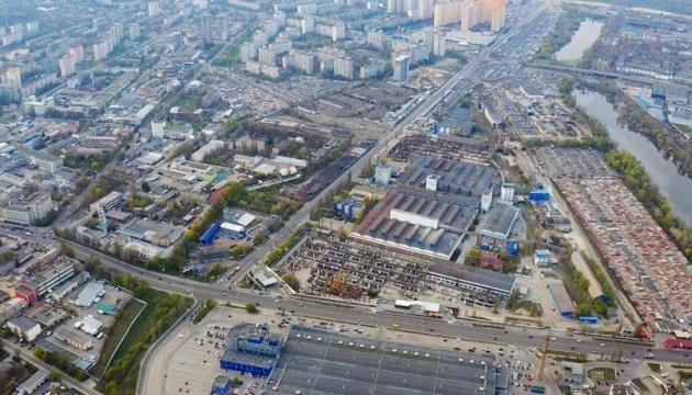 Новый Генплан Киева: какие промзоны и промрайоны застроят и озеленят