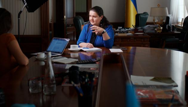 Kijów zwraca się do Stanów Zjednoczonych o zaostrzenie sankcji wobec Rosji – Markarowa