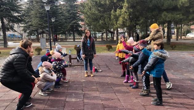 В Анкарі почав роботу зимовий табір з елементами