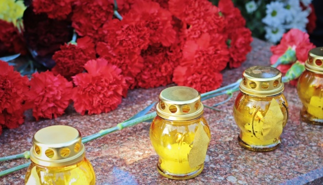 У Миколаєві вшанували пам'ять жертв Голокосту