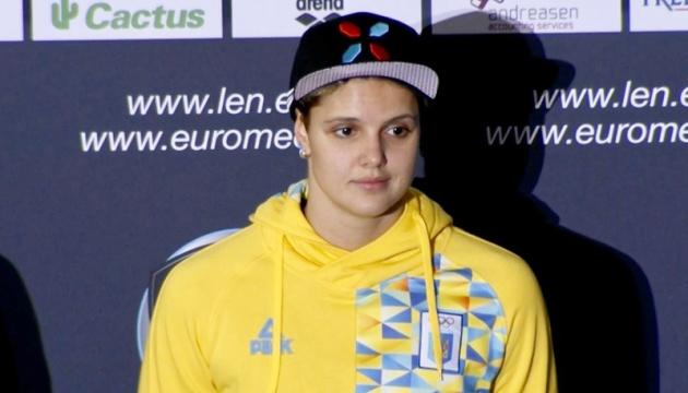Українська плавчиня встановила рекорд змагань у Люксембургу