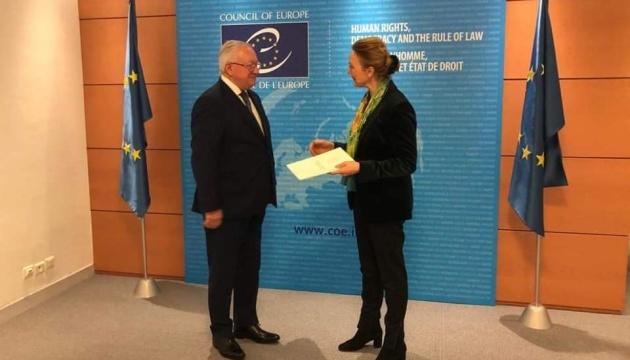 Агресія РФ проти України прямо пов'язана зі сферою відповідальності Ради Європи – Тарасюк