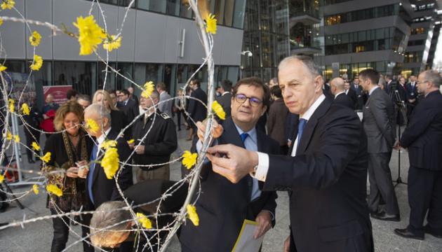 У НАТО вшанували пам'ять жертв Голокосту