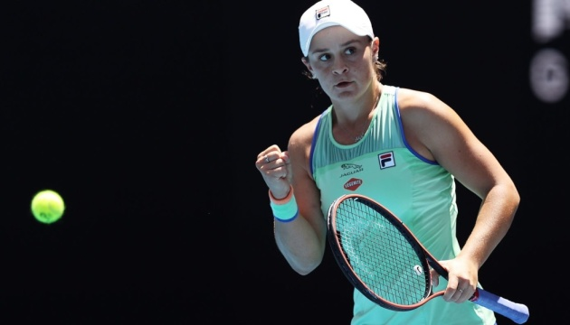 Барті і Кенін стали першими учасницями 1/2 фіналу Australian Open-2020