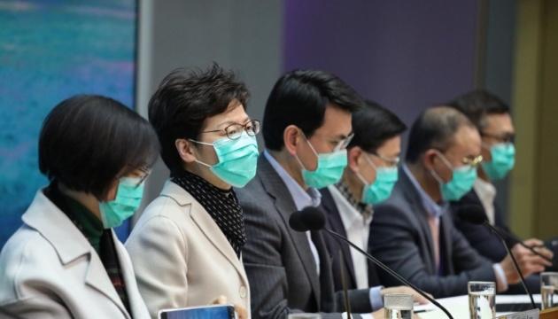 Гонконг приостанавливает транспортное сообщение с материковым Китаем