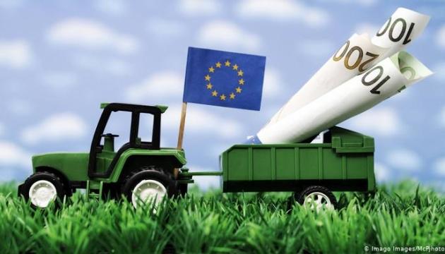 Євросоюз виділить €26 мільйонів на підтримку українських фермерів